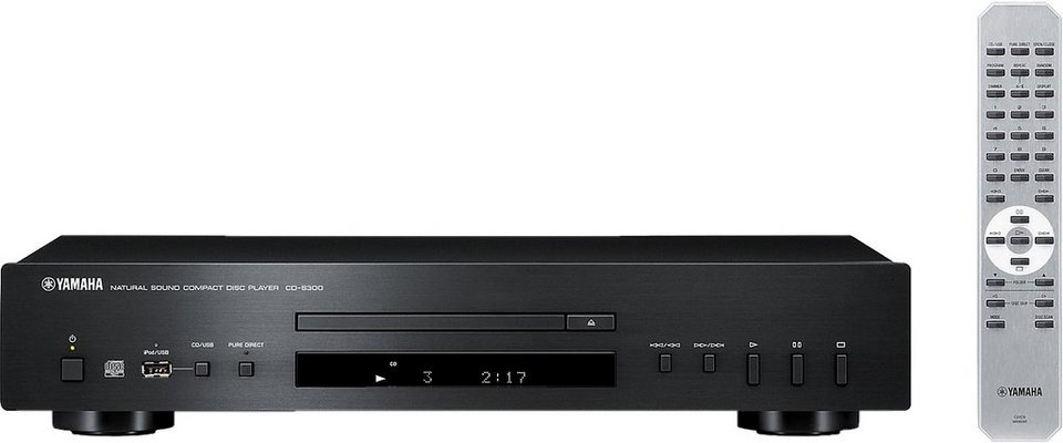 yamaha cd s300 cd player online kaufen otto. Black Bedroom Furniture Sets. Home Design Ideas