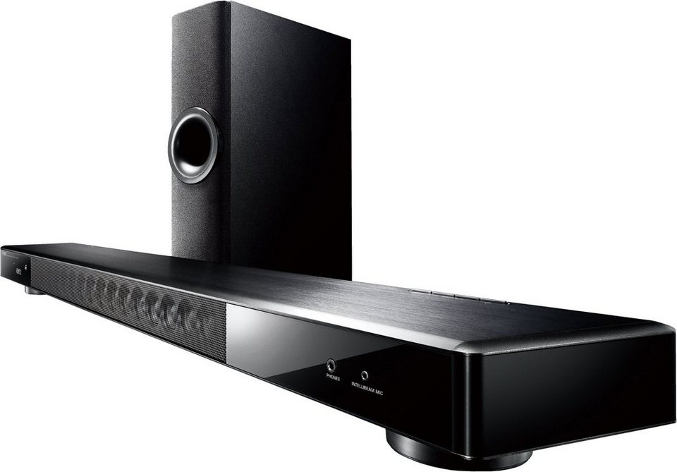 yamaha ysp 2500 soundbar mit bluetooth kaufen otto. Black Bedroom Furniture Sets. Home Design Ideas