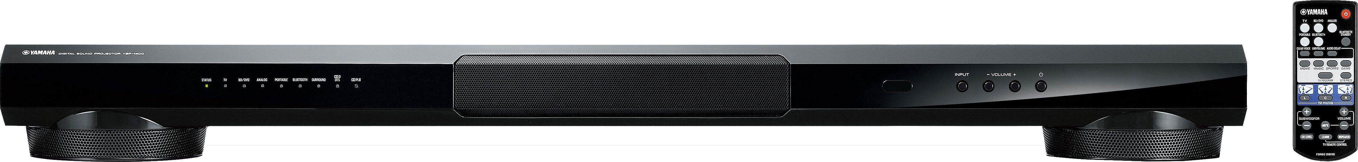 Yamaha YSP-1400 Soundbar mit Bluetooth