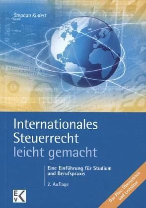 Broschiertes Buch »Internationales Steuerrecht leicht gemacht«