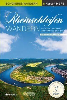Broschiertes Buch »Schöneres Wandern Pocket: Rheinschleifen -...«