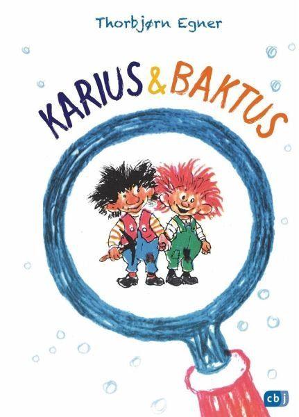 Gebundenes Buch »Karius & Baktus«