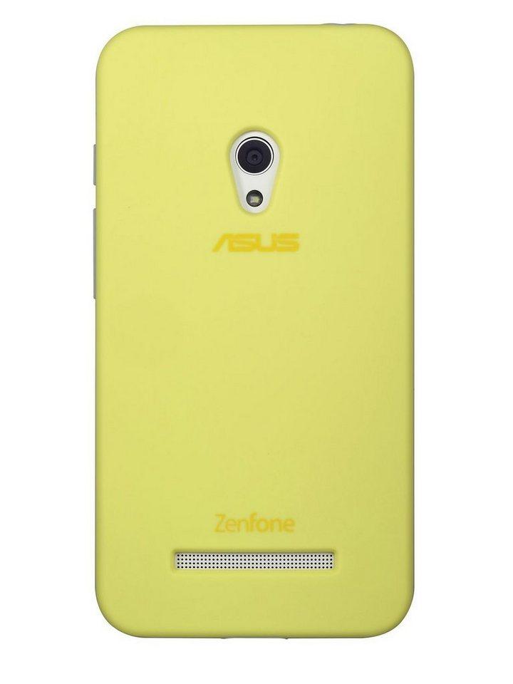 ASUS Smartphone Schutzhülle »Rugged Case gelb für Zenfone 5 (90XB024A-BSL030)« in gelb
