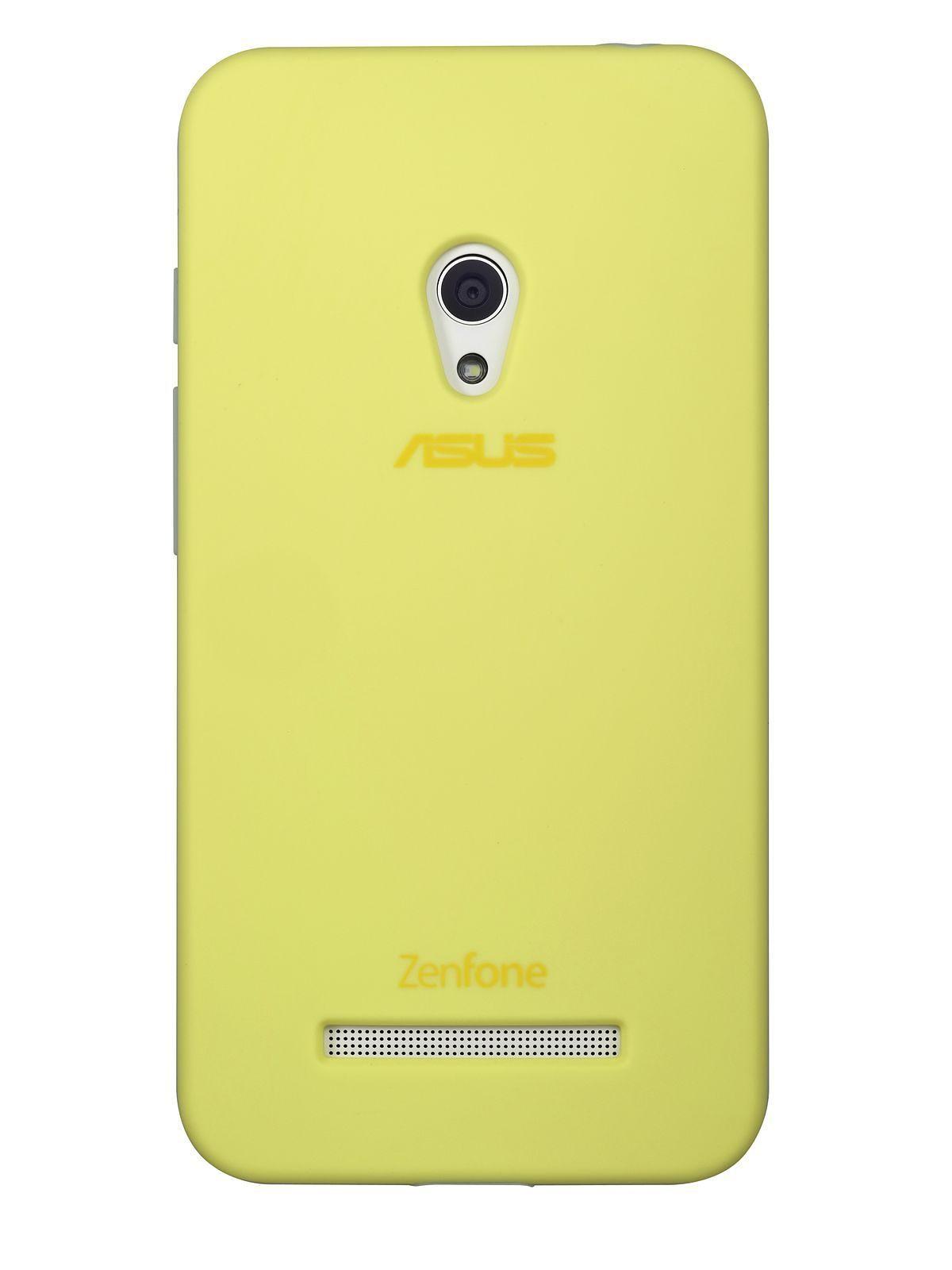 ASUS Smartphone Schutzhülle »Rugged Case gelb für Zenfone 5 (90XB024A-BSL030)«
