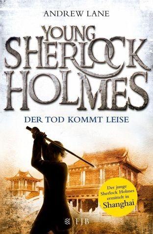 Broschiertes Buch »Der Tod kommt leise / Young Sherlock Holmes Bd.5«