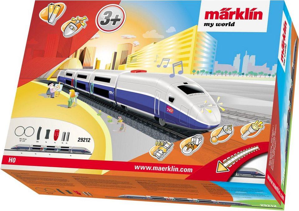 Märklin Startpackung, »Märklin my World - TGV Duplex - 29212«