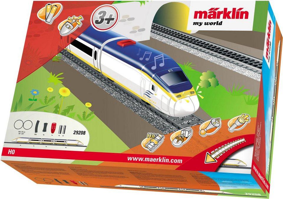 Märklin Starter-Set, »Märklin my World - Startpackung Eurostar - 29208«