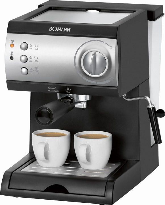 Bomann Espressoautomat ES 184 CB, 15 Bar