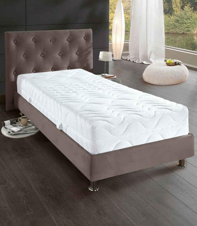 Komfortschaummatratze »KS Luxus SW«, Schlafwelt, 27 cm hoch, Raumgewicht: 30, extra hoch und komfortabel wie im Luxushotel!