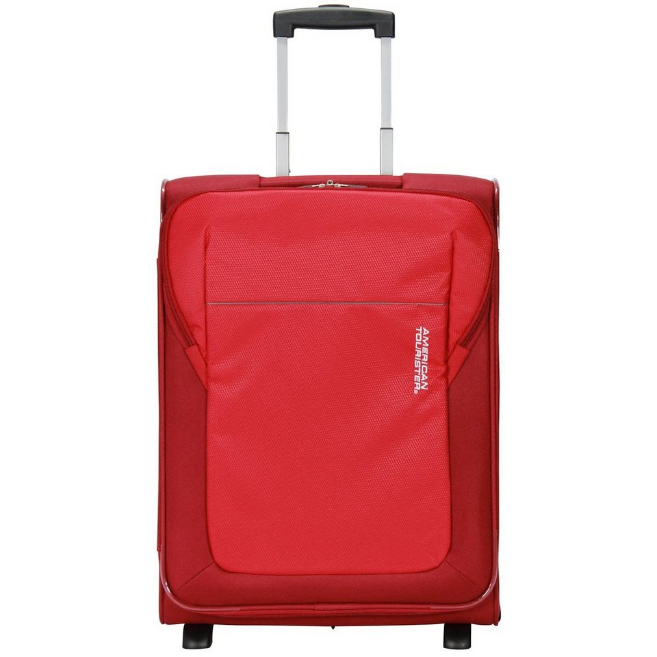 American Tourister San Francisco Upright 2-Rollen Kabinentrolley 50 cm in red