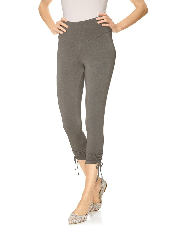 Leggings in taupe