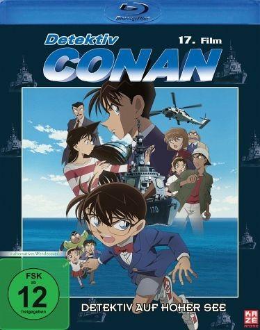 Blu-ray »Detektiv Conan - 17. Film: Detektiv auf hoher See«
