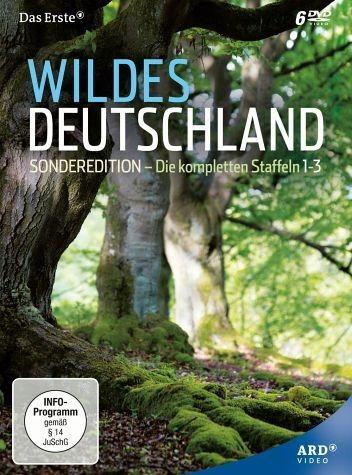 DVD »Wildes Deutschland - Sonderedition: Die...«