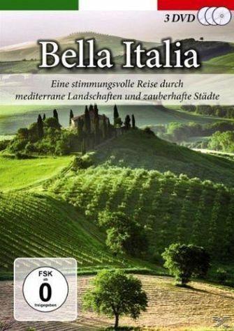 DVD »Bella Italia (3 Discs)«