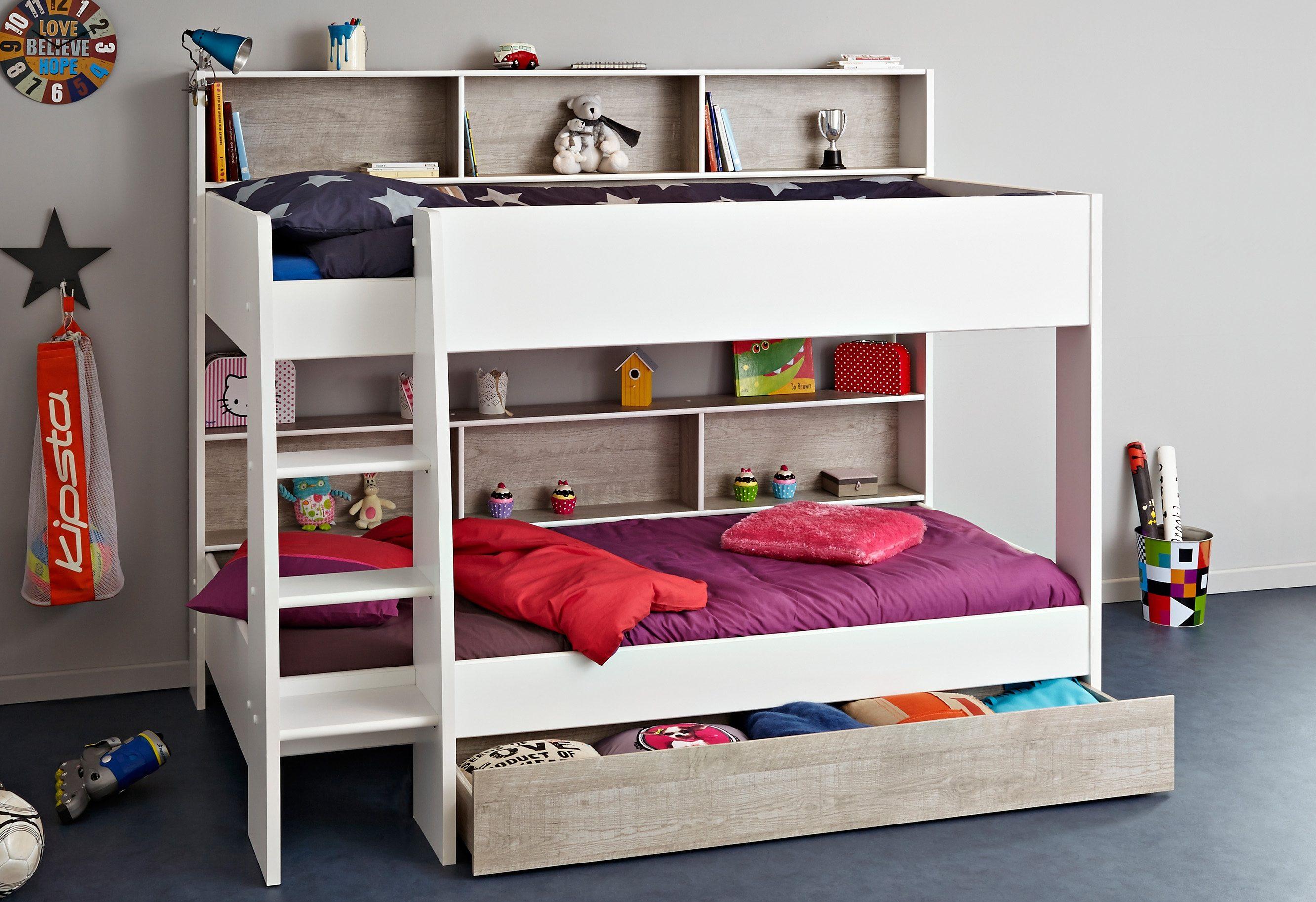 Kinderzimmer Mit Etagenbett : Etagenbett doppelstockbett online kaufen stockbett otto
