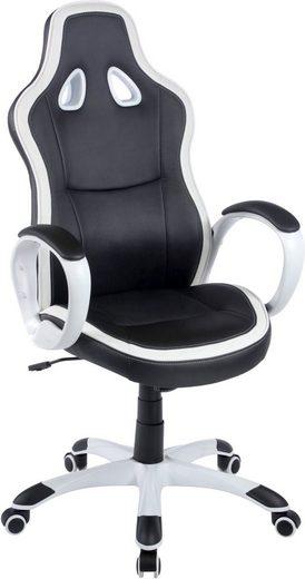 Duo Collection Gaming Chair »Spike«, mit gepolsterten Armlehnen