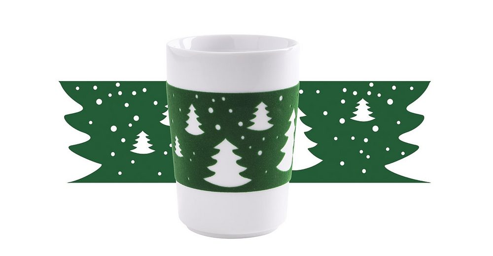 Kahla Maxi-Becher »touch Xmas Tree«