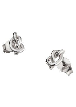 Paar Ohrstecker, »C7028E/90/00«, caï love in Silber 925
