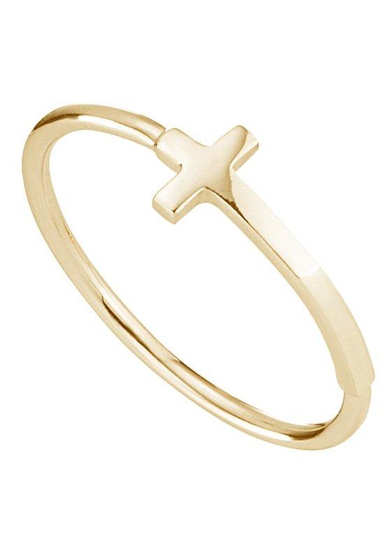 Ring, »C7073R/90/00«, caï love in Silber 925/vergoldet