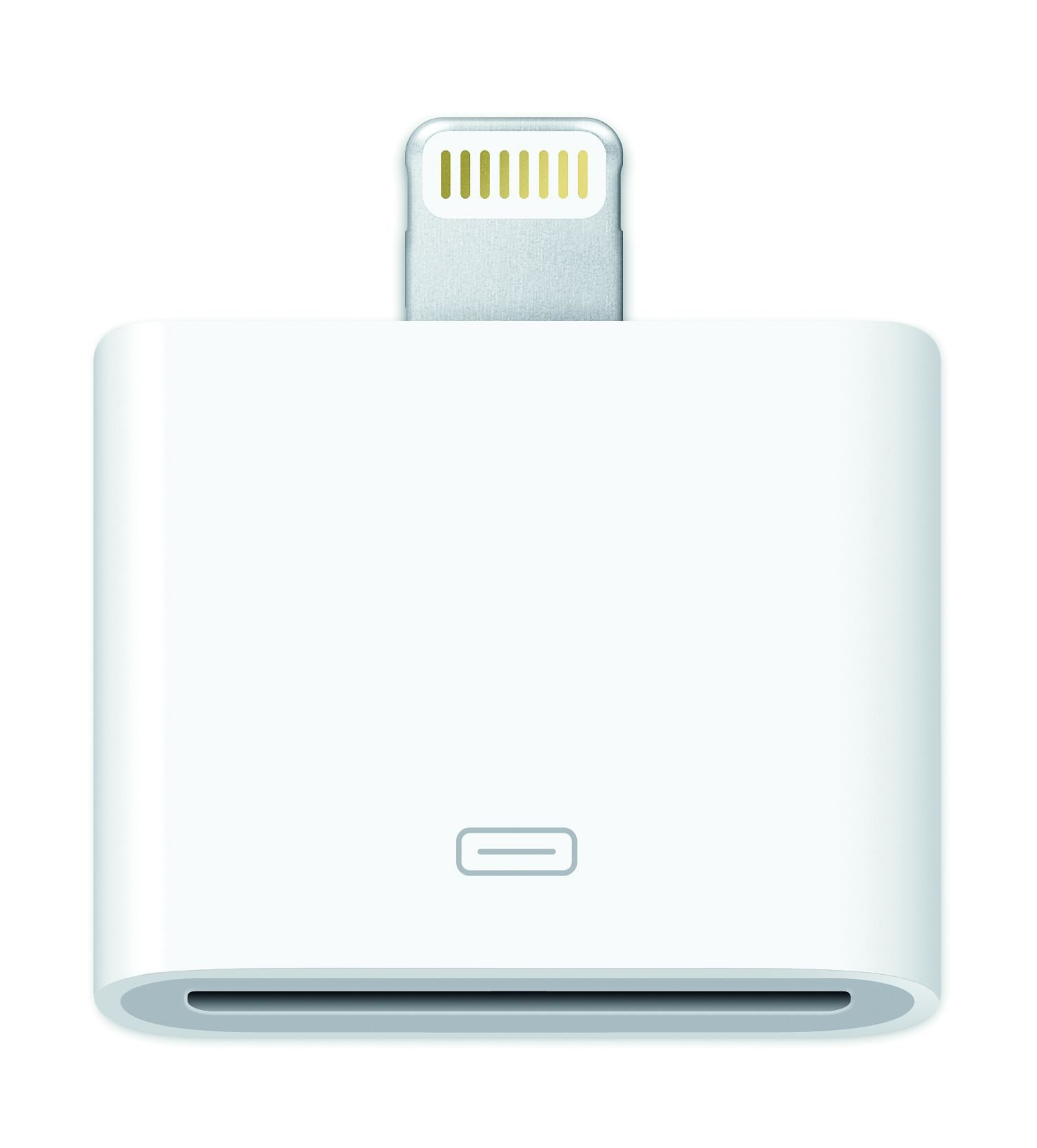 APPLE Adapter »Lightning auf 30-polig Adapter (MD823ZM/A)«