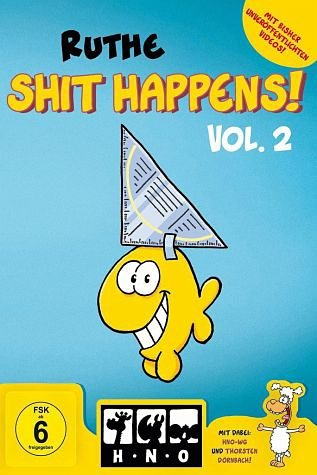 DVD »Ruthe - Shit Happens, Vol. 2«