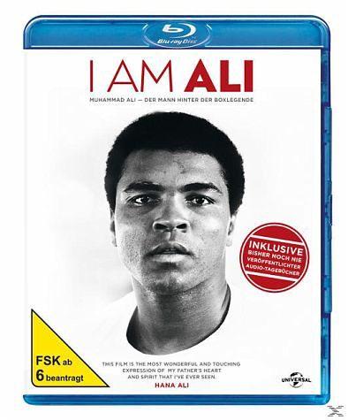 Blu-ray »I Am Ali«