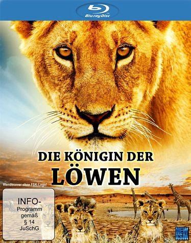 Blu-ray »Die Königin der Löwen«
