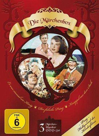 DVD »Die Märchen Box (3 Discs)«