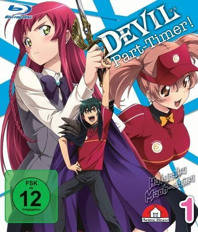 Blu-ray »The Devil is a Part-Timer - Vol. 1«