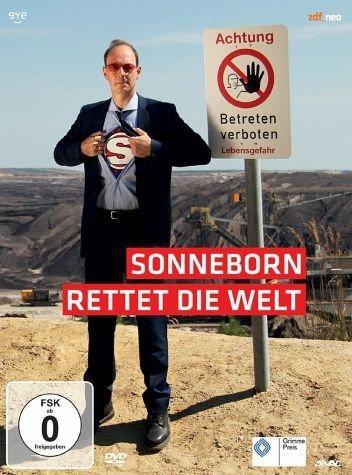 DVD »Sonneborn rettet die Welt«