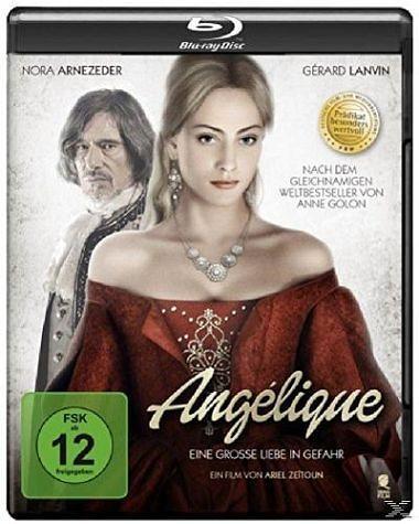 Blu-ray »Angélique - Eine große Liebe in Gefahr«