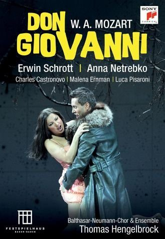 DVD »Mozart, Wolfgang Amadeus - Don Giovanni (2 Discs)«