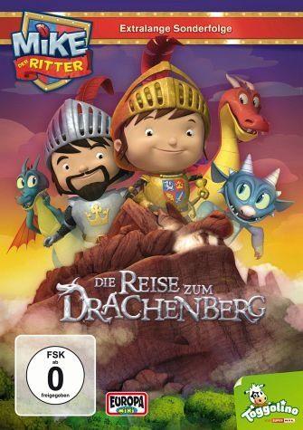 DVD »Mike, der Ritter - Die Reise zum Drachenberg«