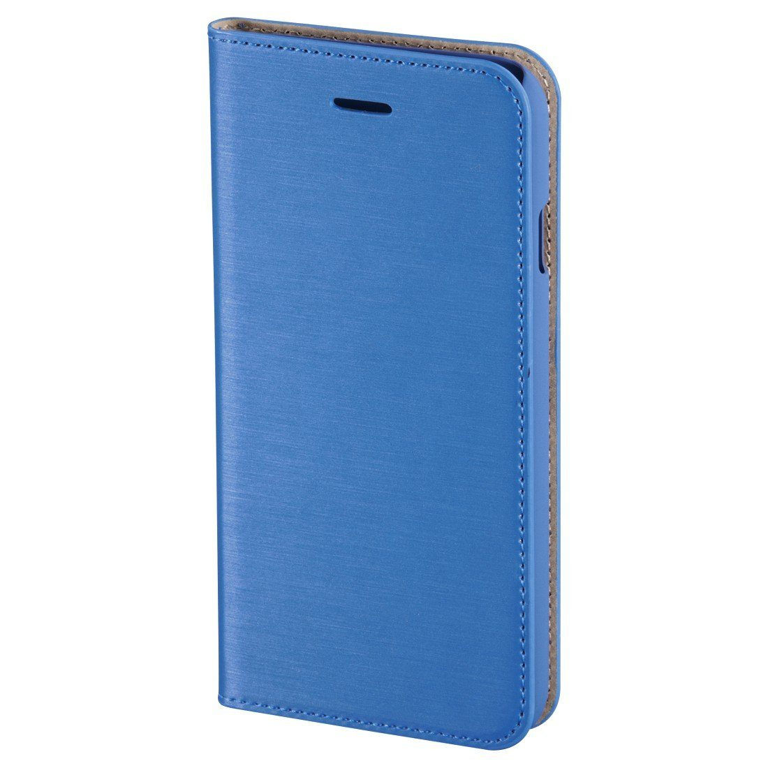 Hama Booklet Slim für Apple iPhone 6 Plus, Ozeanblau
