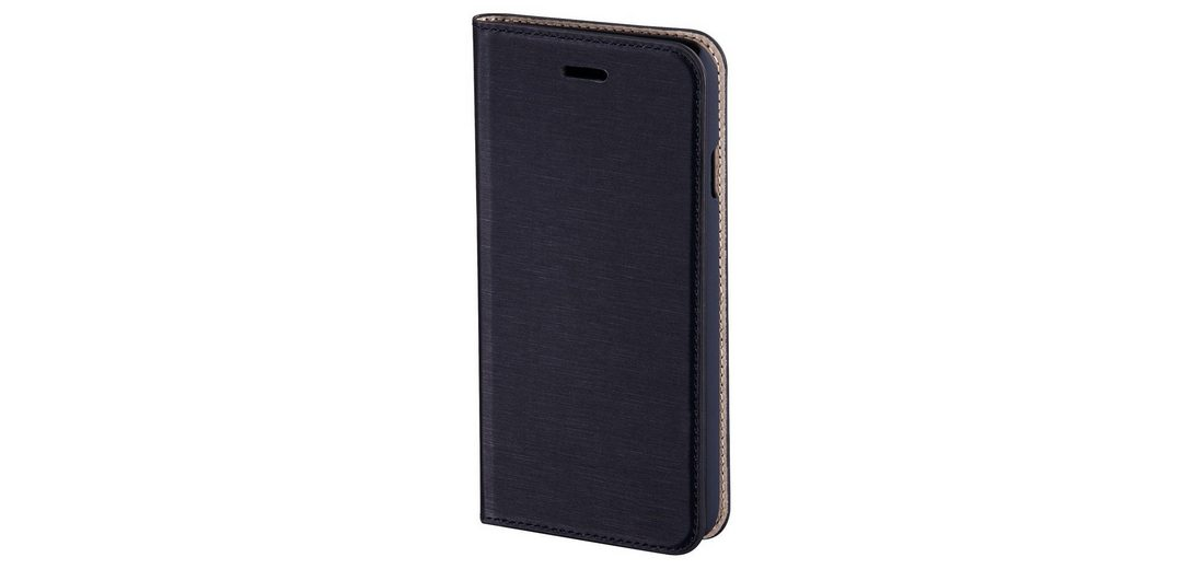 Hama Booklet Slim für Apple iPhone 6 Plus, Navy