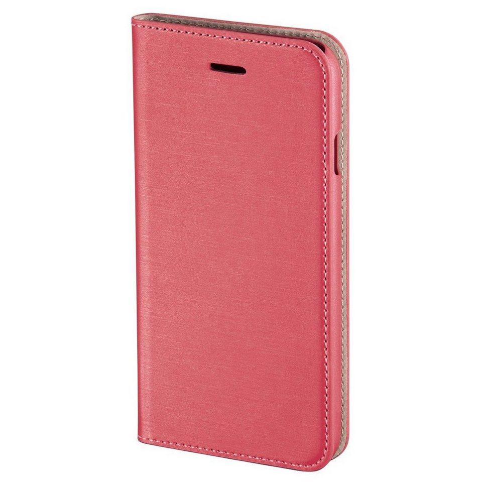 Hama Booklet Slim für Apple iPhone 6 Plus, Pink in Pink