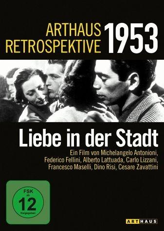 DVD »Arthaus Retrospektive 1953 - Liebe in der Stadt«