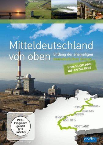 DVD »Mitteldeutschland von oben 2 - Entlang der...«