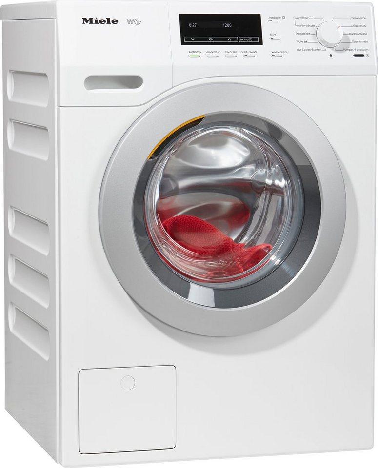 miele waschmaschine wkb 130 wps a 8 kg 1600 u min online kaufen otto. Black Bedroom Furniture Sets. Home Design Ideas