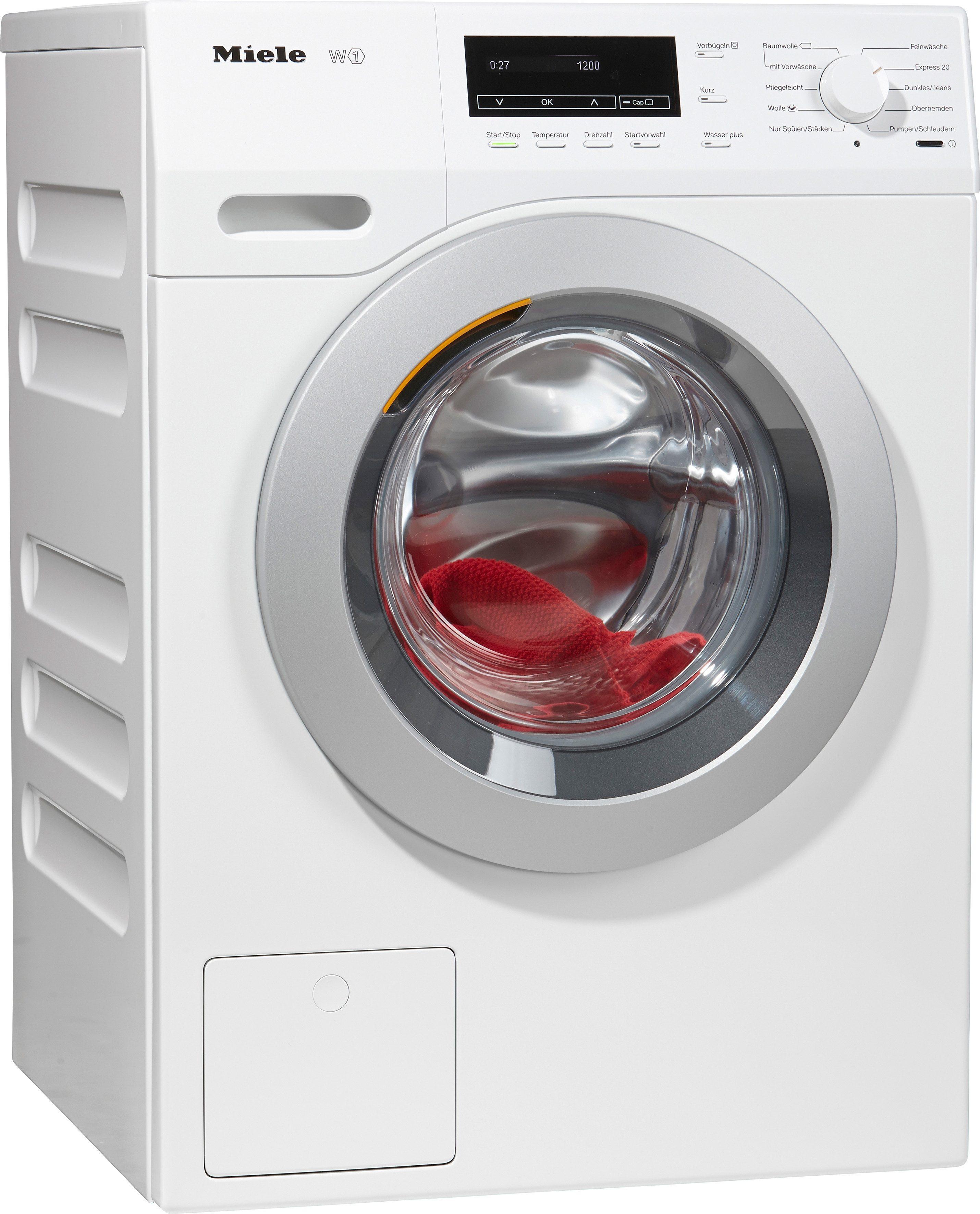 MIELE Waschmaschine WKB 130 WCS, A+++, 8 kg, 1600 U/Min