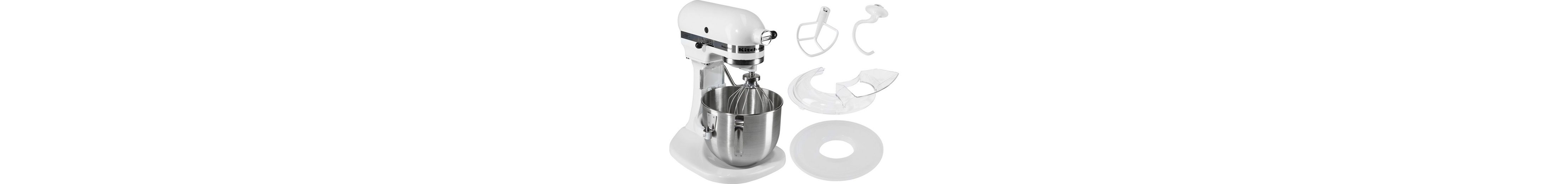 KitchenAid® Küchenmaschine »Heavy Duty 5KPM5EWH«, 4,81 Liter, 315 Watt