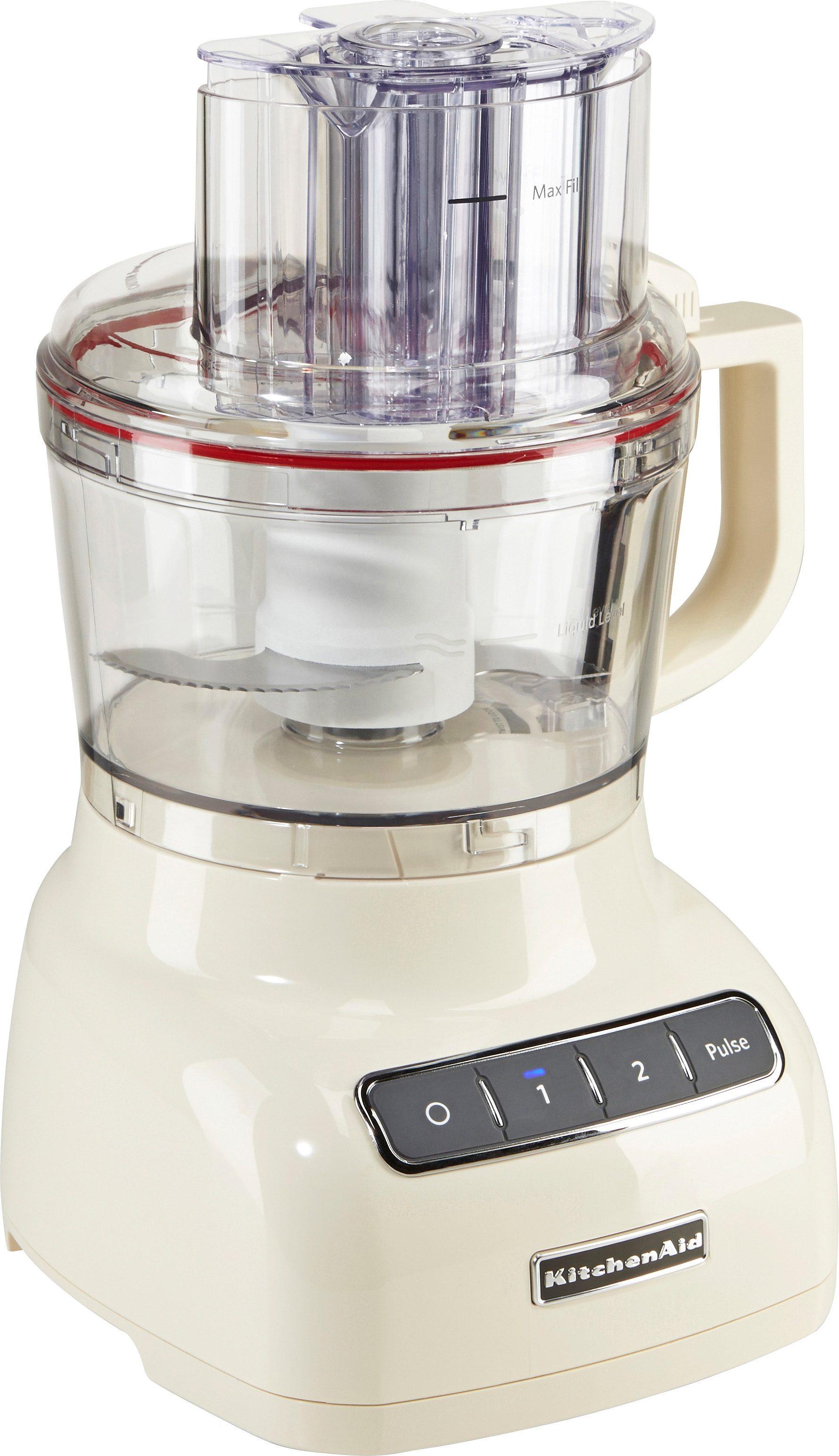 KitchenAid Artisan Food Processor 5KFP0925EAC, 2,1 Liter, créme