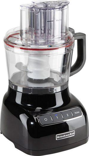 KitchenAid Kompakt-Küchenmaschine 5KFP0925EOB, 240 W, 2,1 l Schüssel, mit Pulse-Funktion