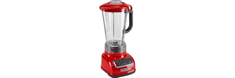 KitchenAid Standmixer 5KSB1585EER, 550 Watt, Stufenlos, empire rot