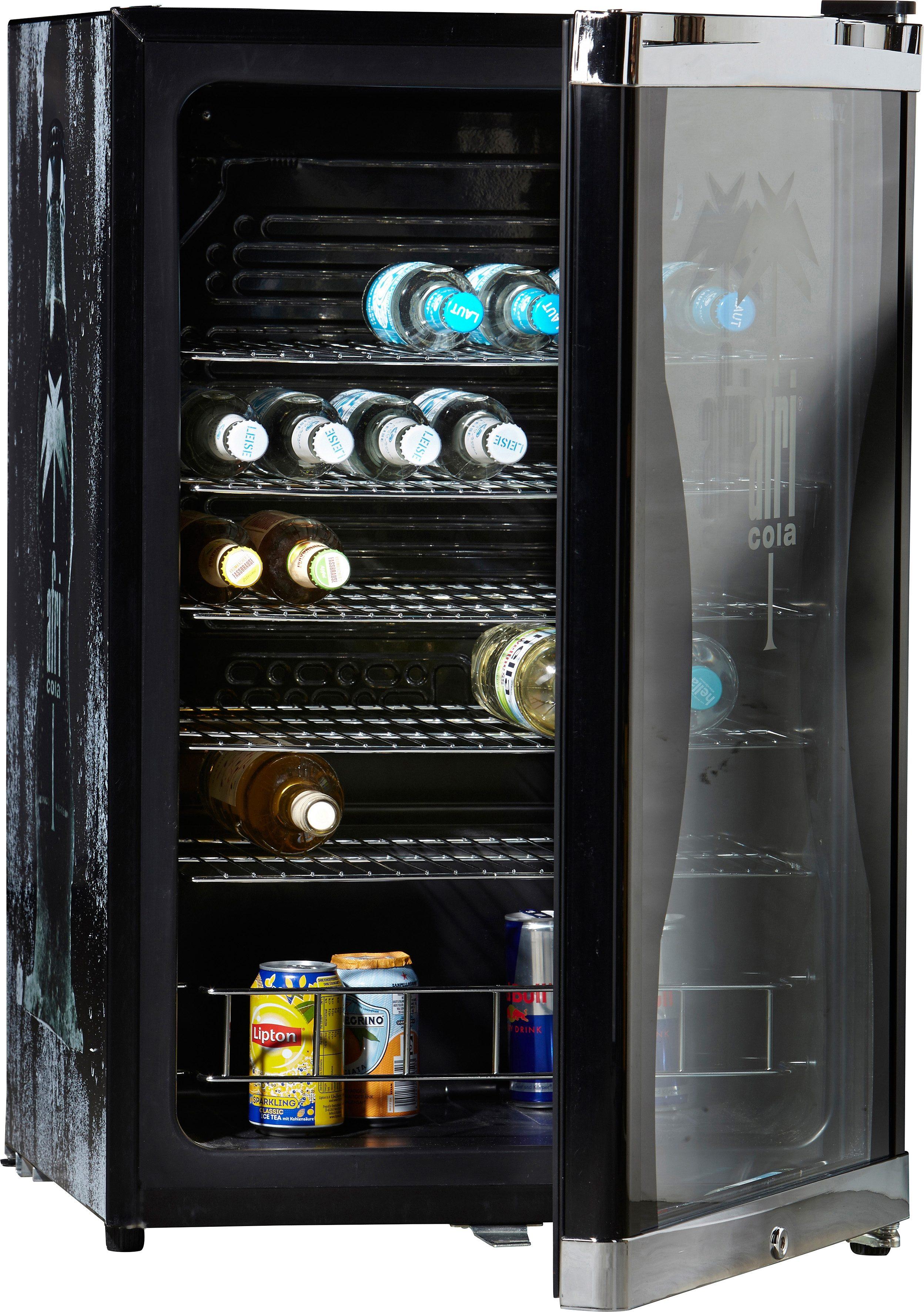 CUBES Kühlschrank HighCube Afri-Cola, A+, 83,5 cm hoch