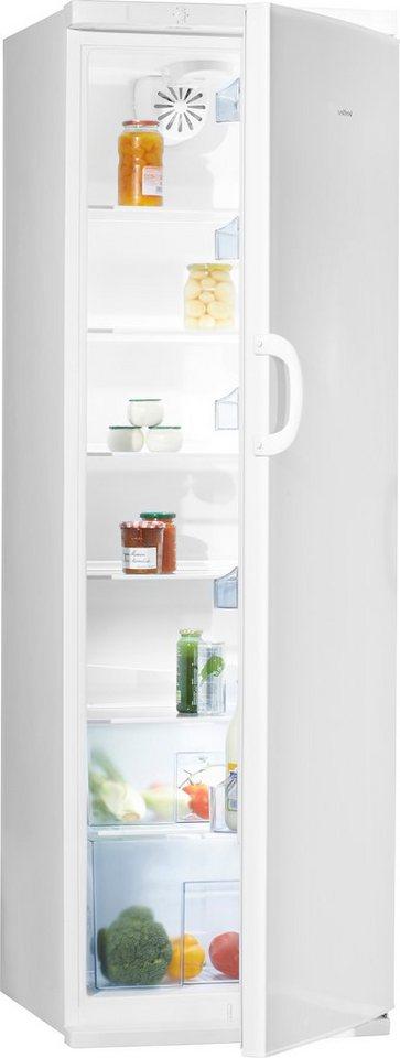 Vestfrost Kühlschrank VKS 10395 A++ GTV, 185,5 cm hoch in weiß