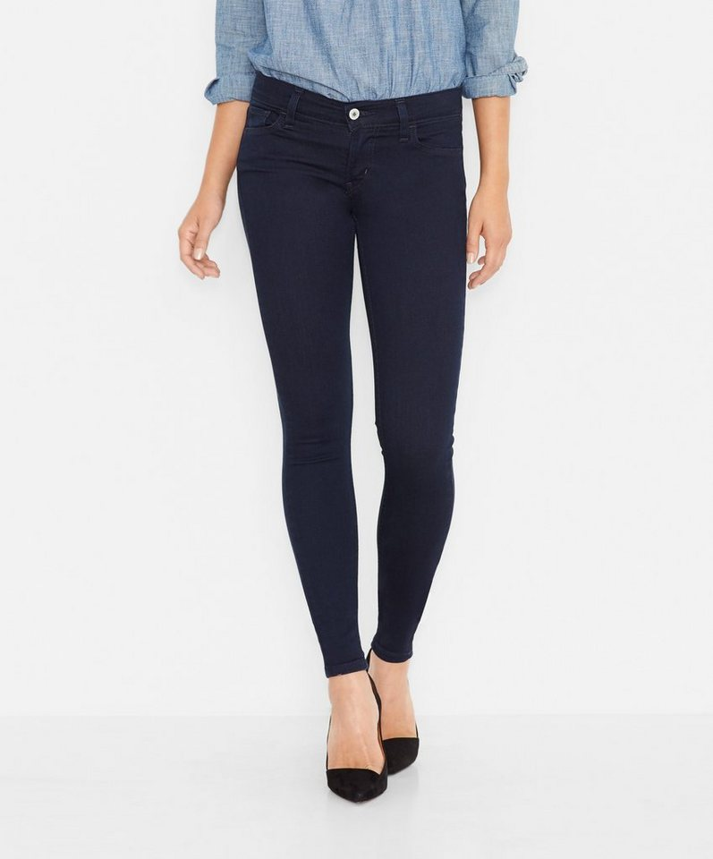 Levi's® Jeans »Innovation Super Skinny« in PACIFIC RINSE