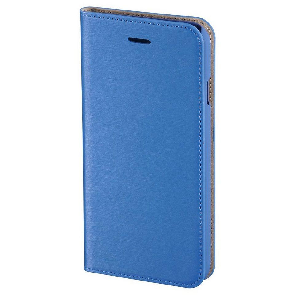 Hama Booklet Slim für Apple iPhone 6, Ozeanblau in Blau
