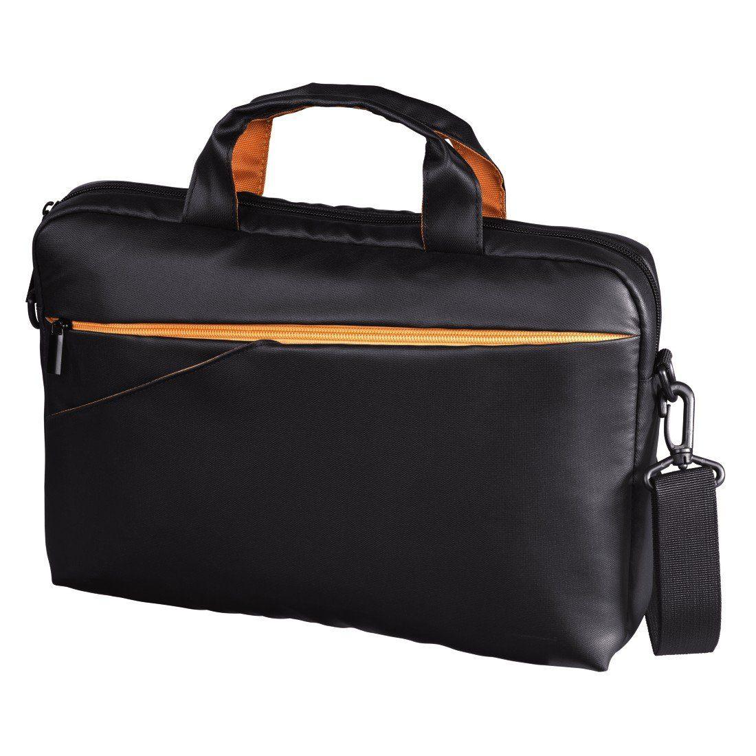 Hama Notebook-Tasche Almere Style, bis 30 cm (11,6), Schwarz