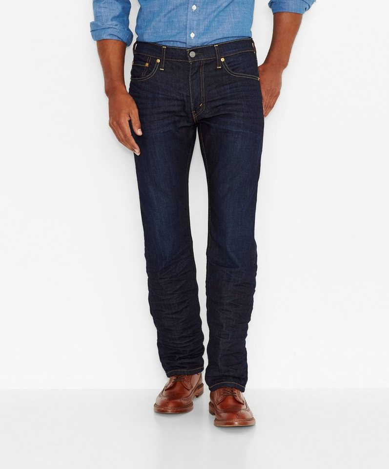 Levi's® Jeans »504™ Regular Straight Jeans« in THE RICH